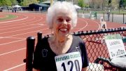 Colleen Milliman, shown at last year's Hayward Masters Classic, added to her middle-distance legend.