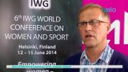 Vesa Lappalainen makes it two European candidates for WMA presidency, upping the odds for USA's Gary Snyder.