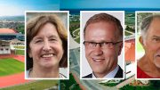 At Malaga, Spain, delegates to the General Assembly on Sept. 8 will elect a new WMA president from these candidates: Margit Jungmann, Vesa Lappalainen and Gary Snyder.