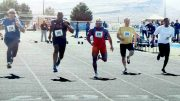 Huntsman is among many Senior Games-style meets that offers the 50-meter dash.