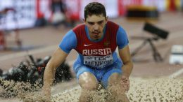 Aleksandr Menkov, 2013 world champion, been cleared to compete in 2018. He'll turn masters age 35 in December 2025.