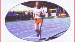 Pete Mundle, a member of the Masters Hall of Fame, was a world-class masters distance runner back in the day.