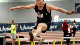 Bill Jankovich of Racine, Wisconsin, will shoot for indoor pentathlon AR of 3112 by the late, great Ralph Maxwell.