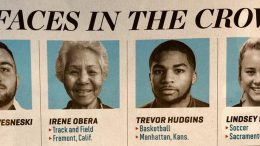 Nearly 57 years after first getting her mugshot in SI, Irene Obera is back in the pages for her track exploits.