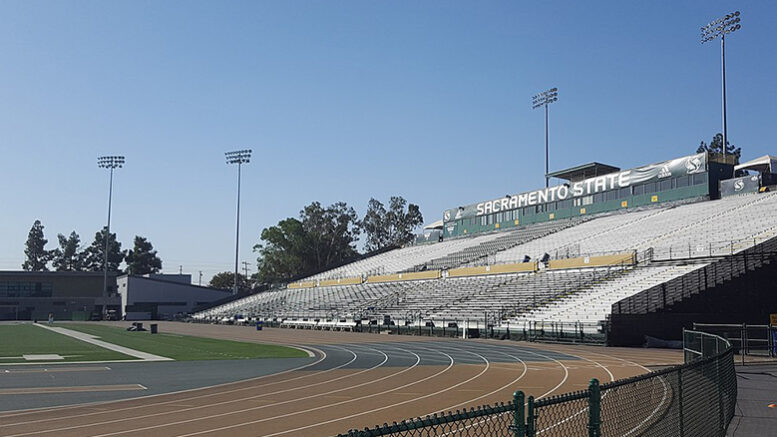Hornet Stadium at Sacramento State has seen many masters records. Hoping 2021 affords us some more.