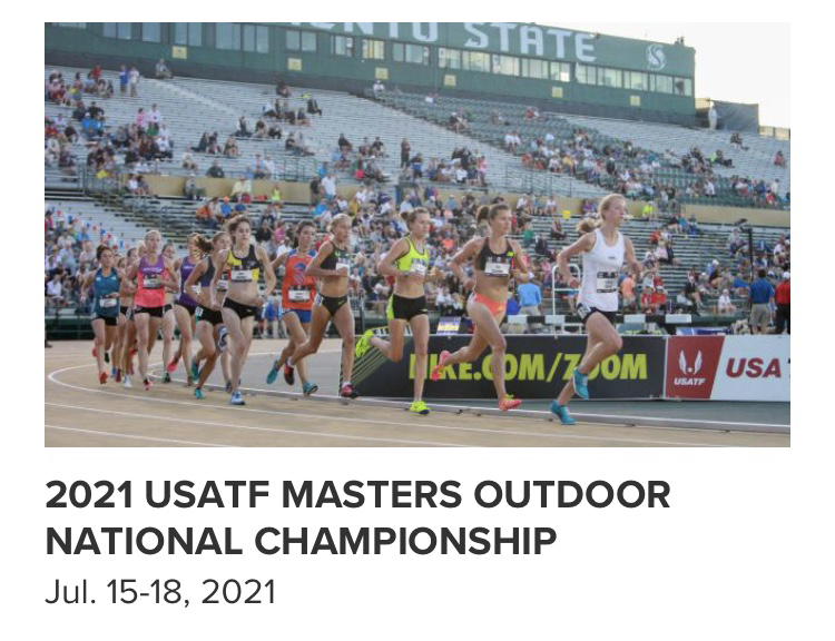 Sacramento Sports Commission lists mid-July dates for masters nationals.